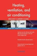 Heating, ventilation, and air conditioning (Hvac) mechanic Red-Hot Career; .