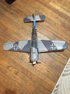 Focke-Wulf Fw 190 660 Mm Rc