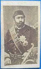 Carte de Visite, SULTAN ABDÜLAZIZ, Osmanisches Reich, CDV