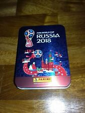 Tin Box Panini Russia 2018