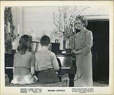 Dolores Costello 1942 8x10 RKO Still Photo DC-456 w/DeeDee + John Drew Barrymore