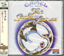 CAMEL-MUSIC INSPIRED BY THE SNOW GOOSE +5-JAPAN SHM-CD D50
