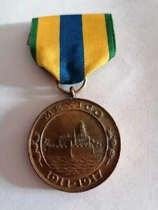 médaille USA guerre du Mexique 1911/1917