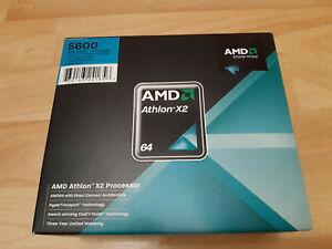 AMD Athlon X2 64 5600 2.9GHz Socket AM2 Desktop Processor + Cooler