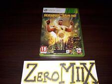 Serious Sam HD Xbox 360