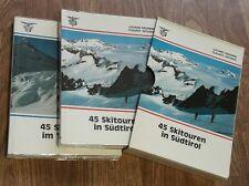 Navarini, Luciano - Detassis, Claudio 45 SKITOUREN IM TRENTINO due volumi
