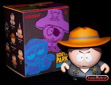 Border Patrol - Many Faces of Cartman South Park Series 2 - Kidrobot Mint in Box
