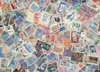 Alle Welt Briefmarken Sammlung Lot Stamps Sellos Timbres  Fundgrube Papierfrei