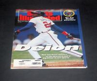 SPORTS ILLUSTRATED APRIL 27 1992 DEION SANDERS