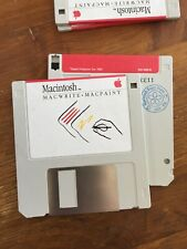 Macintosh  MAC WRITE/PAINT Disk 400K (May 1984) 690-5009B