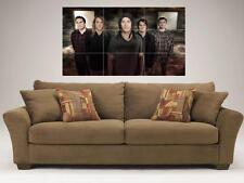"SAOSIN MOSAIC 35""X25"" WALL POSTER Cove Reber"