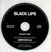 (AI95) Black Lips, Short Fuse - DJ CD