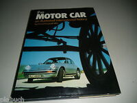 Libro Ilustrado The Motor Coche By David Burgess Wise Autobuch Coches Stand 1977