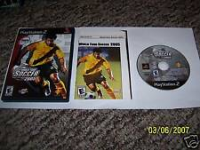 World Tour Soccer 2005 (PlayStation 2) COMPLETE PS2