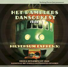 RAMBLERS DANSORKEST CD - HILVERSUM EXPRESS - Doctor Jazz DJ017