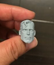 SQ-SUPH-SS: Unpaid Superman Head for Mezco One:12 Superman (No Figure)