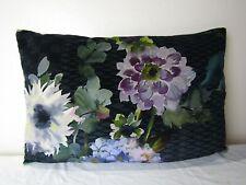 Designers Guild Velvet  Fabric Shalimar Garden Amethyst Cushion Covers  D7