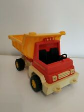 ++++ VINTAGE FISHER PRICE TOYS 1979 CAMION +++