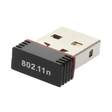 150Mbps 150M USB WiFi Wireless Adapter Net  LAN Card 802.11n/g/b+CD New