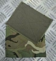 Genuine British Military MTP Blanking Patches Plain No Flag UBACS/PCS C02N NEW