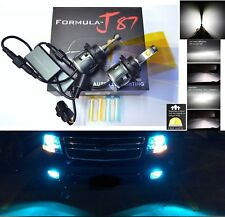 LED Kit C 80W 9008 H13 8000K Icy Blue Two Bulbs Head Light Replacement Upgrade