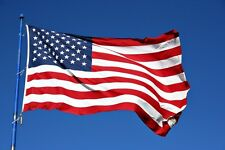 3ft by 5ft American Flag 3x5 ft USA United States Stars Stripes Red White Blue