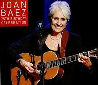 Joan Baez 75th Birthday Celebration [2 CD], New Music