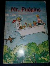 Mr Pudgins Ruth Carlsen vintage Scholastic Paperback 1964, 2nd Printing
