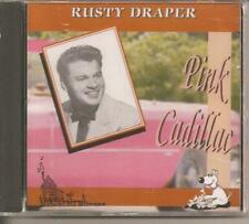RUSTY DRAPER - CD - Pink Cadillac - BRAND NEW