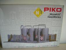 "Piko 60012, Heizöltanks "" Warwick "" NEU & OvP,Spur N"