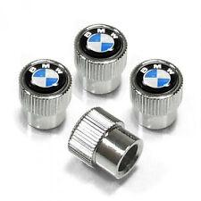 Genuine BMW Roundel Valve Stem Caps 36110421544 NEW!!