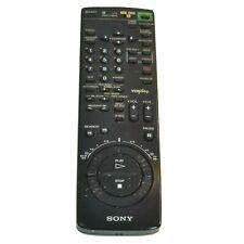New listing Sony Rmt-V184A Vtr Tv Remote Control Slv-760Hf Slv-761Hf