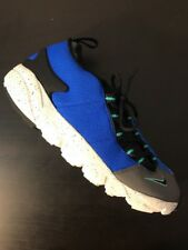 NIKE AIR FOOTSCAPE NM HYPER COBALT BLUE BLACK 852629 400 sz 9