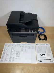 Refurbished Brother MFC-L2750DW Laser Jet Printer Only 571 Prints