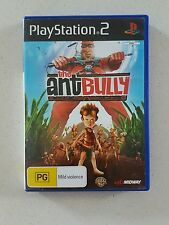 PS2 GAME - THE ANT BULLY - with manual - PLAYSTATION 2