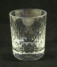 Baccarat Paris Cut Crystal Tumbler Glass ONE Single Tumbler