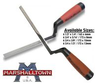 Marshalltown Brick Joint Tuck/Window Pointer Filler Durasoft Handle All Sizes