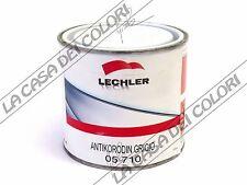 LECHLER - ANTIKORODIN GRIGIO - 05710 - 0,5 lt - PRIMER ANTIRUGGINE