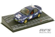 Subaru Impreza 555 - Colin McRae - Bologna 1993 - 1:43 AL 1993-MB-001i Rallye