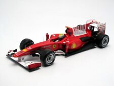 MATTEL T6288 FERRARI F10 diecast model race car Felippe Massa GP 2010 1:18th