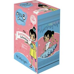 NEW Billie B Brown Early Readers 23 Books Anniversary Collection (Sally Rippin)
