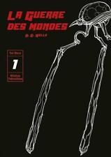 MANGA - LA GUERRE DES MONDES > TOME 1 / H.G. WELLS, SAI IHARA, HITOTSU YOKOSHIMA