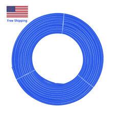 6mm x 4mm Blue PU Polyurethane Air Tubing Pneumatic Pipe Tube Hose 12Meter