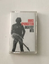 Bruce Springsteen-Greatest Hits-Audio Cassette Sealed