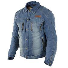 Vêtements bleus taille L pour motocyclette