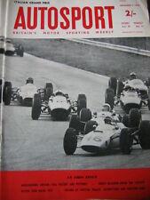 Autosport September 11th 1964 *Italian Grand Prix*