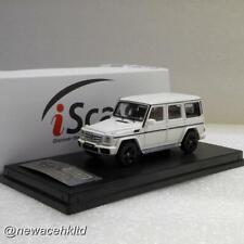 Mercedes Benz W463 G klasses (White) iScale 1/64 #ISCALE64-W