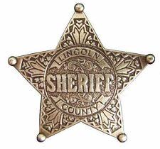 Sheriffstern Pat Garrett 1881 New Mexico
