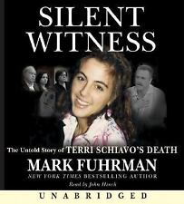 Silent Witness CD 2005 by Fuhrman, Mark 0060855940