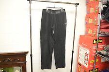 Nike Womens Therma Fleece Training Pants - Black - NEW w/Tags - Size Medium